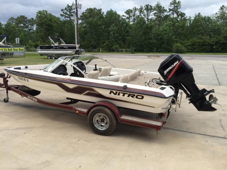 1997 Nitro Boats For Sale