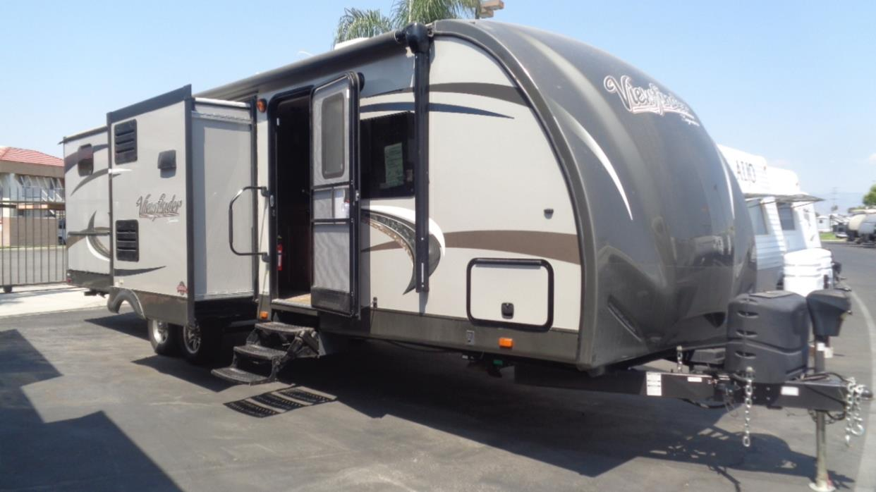 2015 Cruiser Rv Corp VIEW FINDER 30QBiK