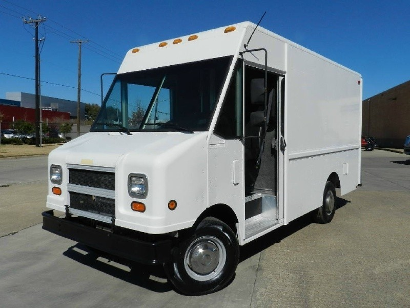 1998 Ford 12-Ft Cargo Step Van Stepvan