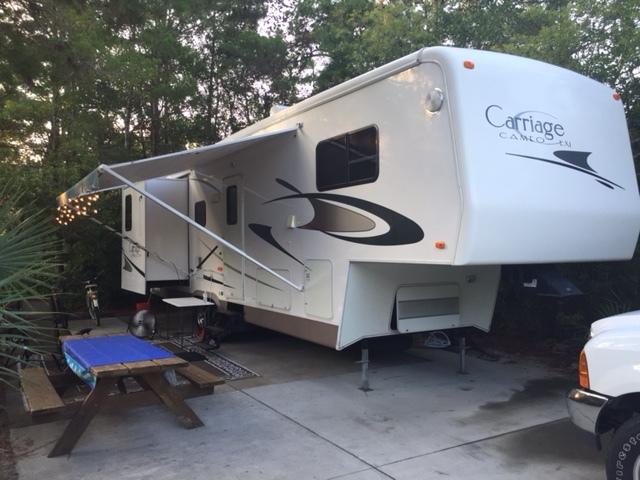2003 Carriage CAMEO 34CK3