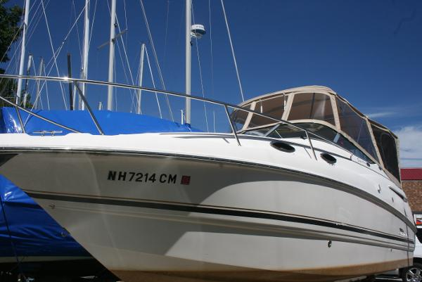 2003 Chaparral 240 Signature Cruiser