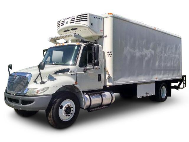 2010 International 4300 Refrigerated Truck