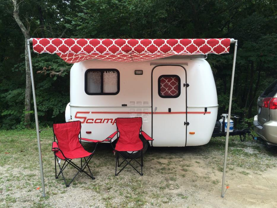Scamp Scamp Deluxe 16 Rvs For Sale