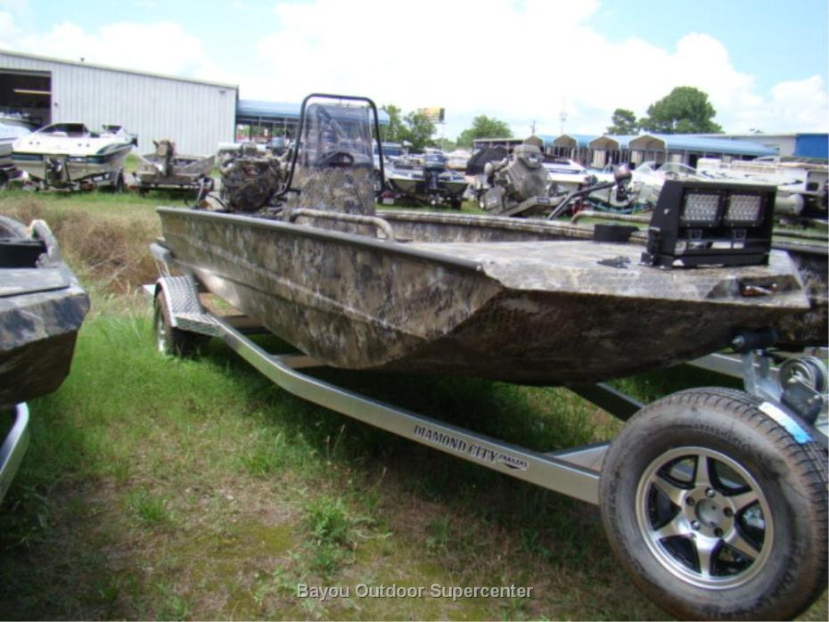 2016 Excel Boat Company 1854 SWV4 CC Optifade Fade Camo-Timber w/Mud Buddy HDRT
