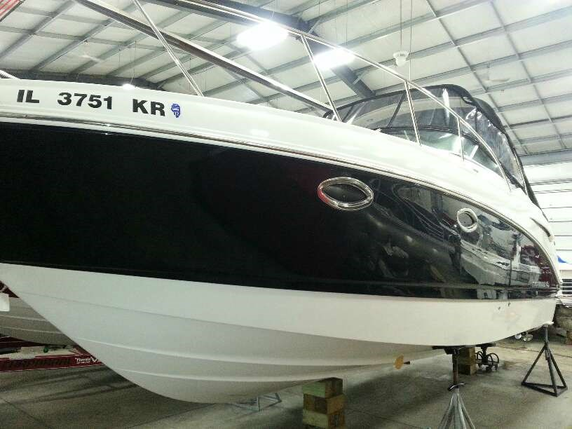 2008 Chaparral Signature 290 Cruiser