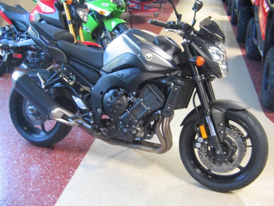 Yamaha fz8 motorcycles for sale in escondido california for Yamaha escondido ca