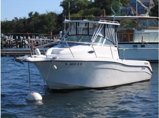 2002 SEASWIRL Striper 2601
