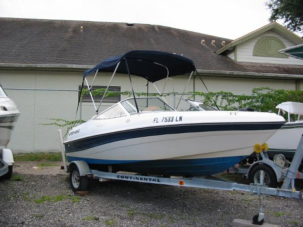 2001 Four Winns 170 Horizon