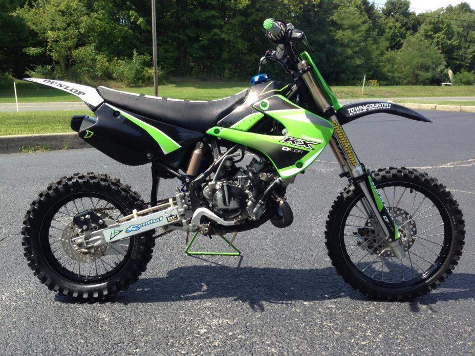 2011 Kawasaki Kx85 Motorcycles For Sale