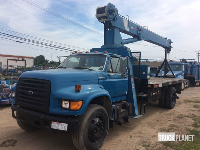 Ford F800 cars for sale in California