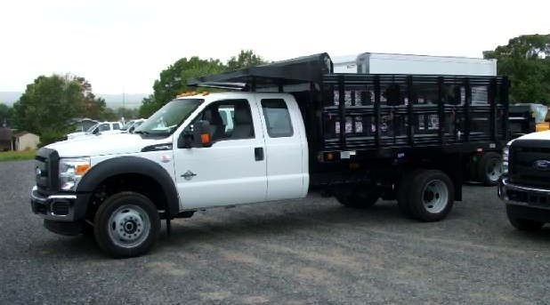 2016 Ford F450  Contractor Truck