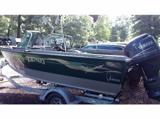 Lund 1700 Fisherman Boats For Sale In Minnesota