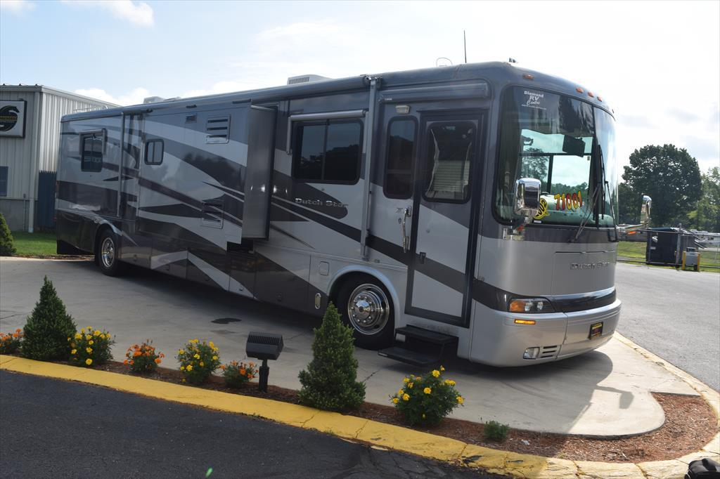 2002 Newmar Dutch Star 3852