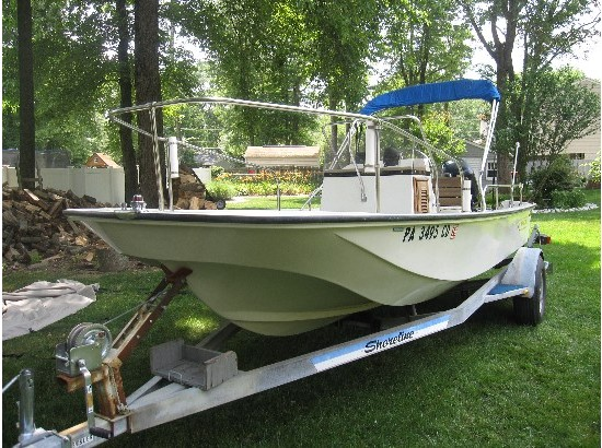 1985 Boston Whaler Montauk