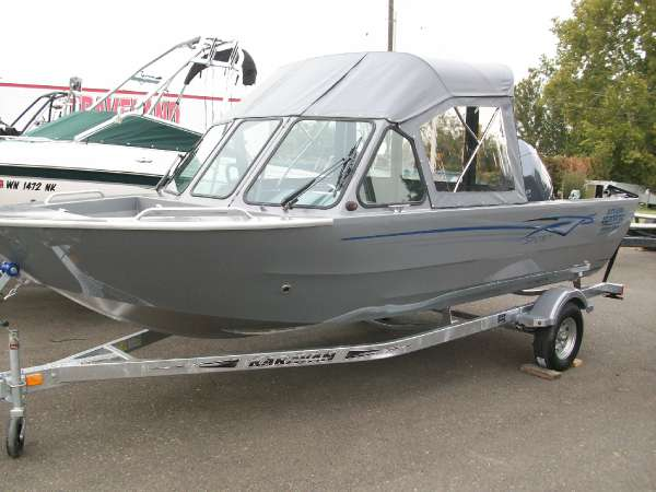 2016 River Hawk Sea Hawk 18