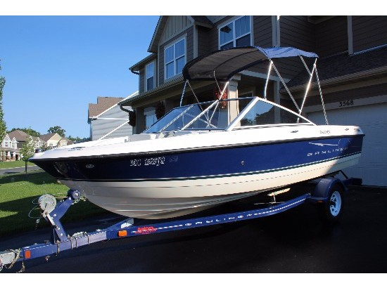 2007 Bayliner Discovery 195 BR