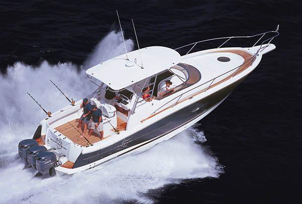 2004 Sunseeker Sportfisher 37