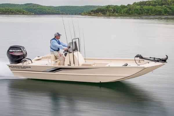 2016 Crestliner 1800 Coast Edition