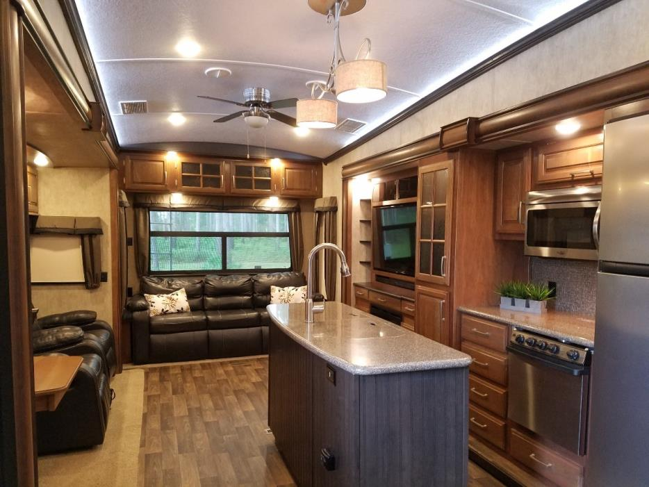 Keystone Montana 3610rl Rvs For Sale