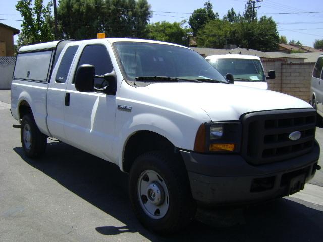 2005 Ford F-Series  Mechanics Truck