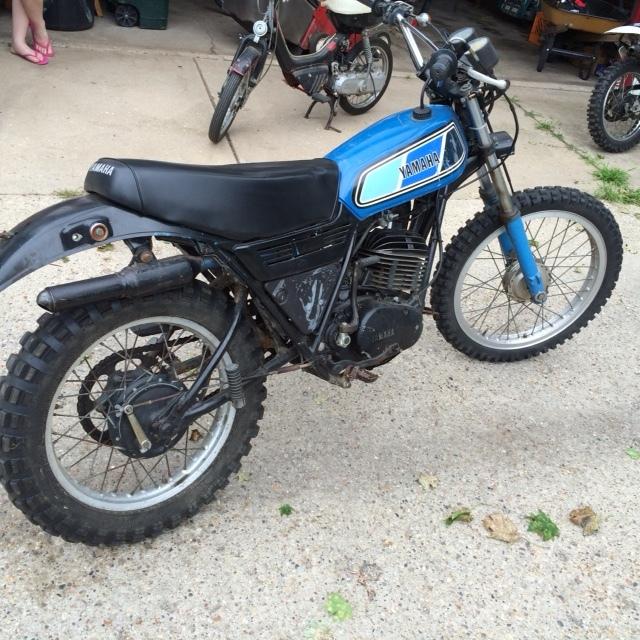 1982 Yamaha XJ550 MAXIM