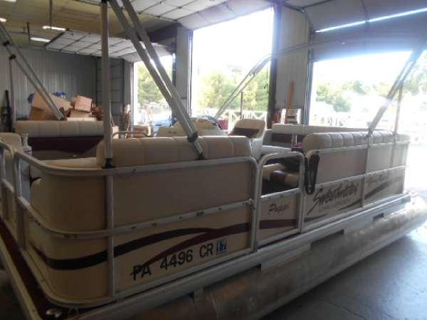 Challenger Pontoon Boats for sale