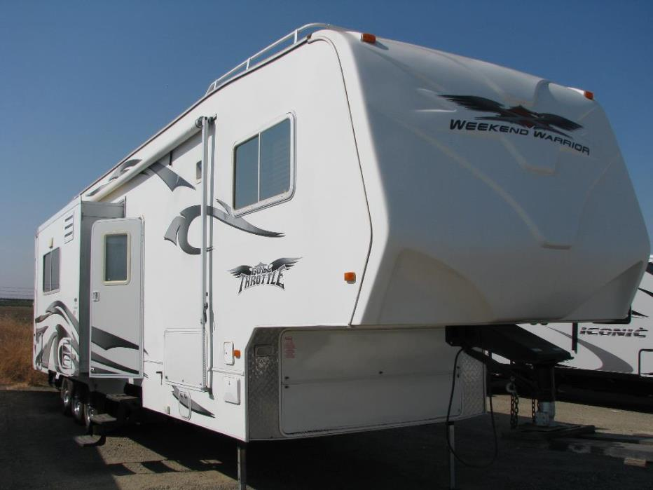 2007 Weekend Warrior FTL 4005
