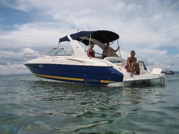 2006 Monterey 298SC Sport Cruiser