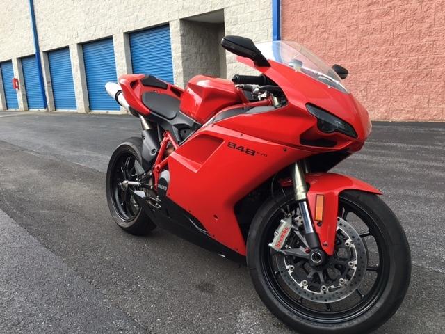 2011 Ducati SUPERBIKE 848 EVO