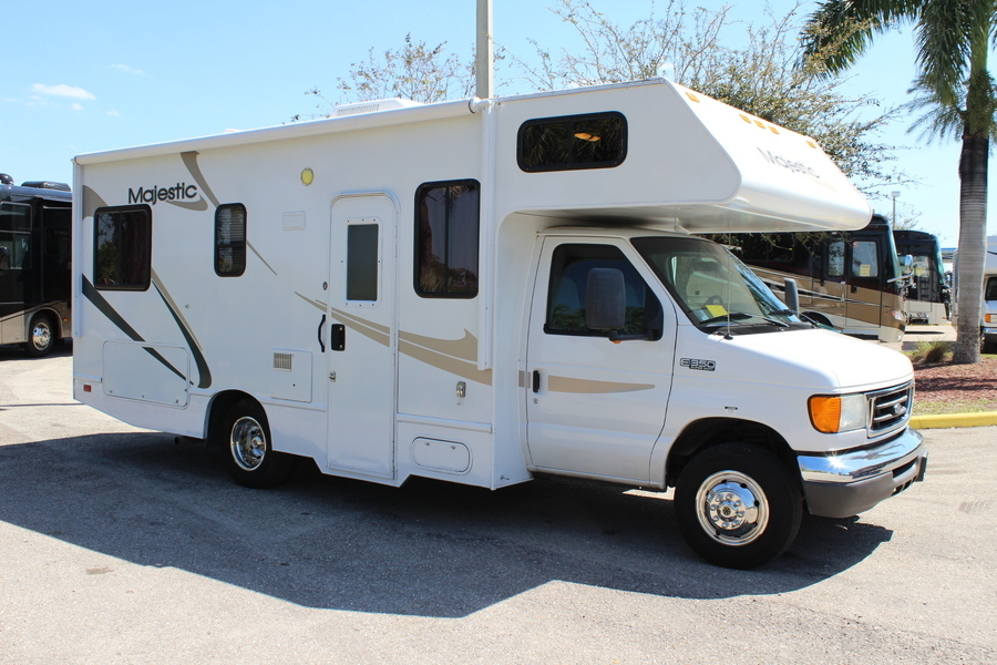 Wiring Diagram Also 2004 Four Winds Majestic Class C Motorhome