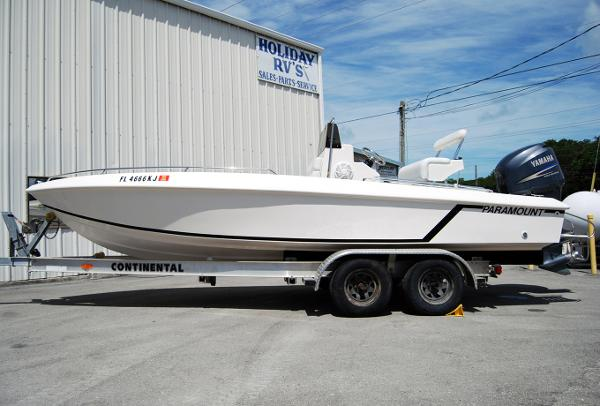 Paramount 21 boats for sale in florida for Paramount fishing boat