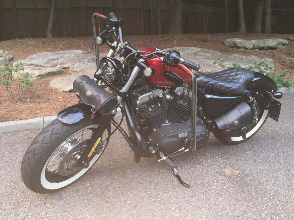 harley davidson forty eight motorcycles for sale in atlanta georgia. Black Bedroom Furniture Sets. Home Design Ideas
