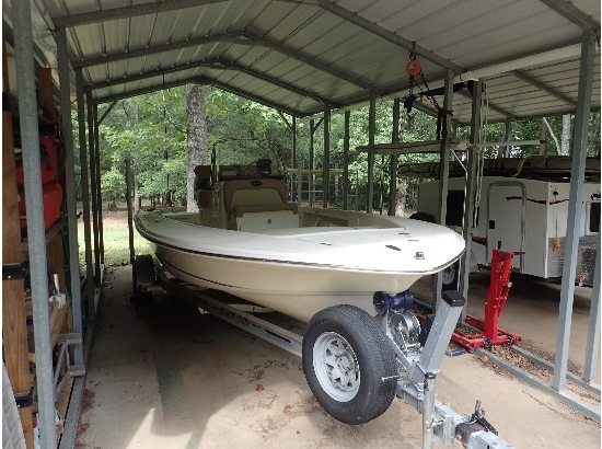 2010 Scout 191 BayScout
