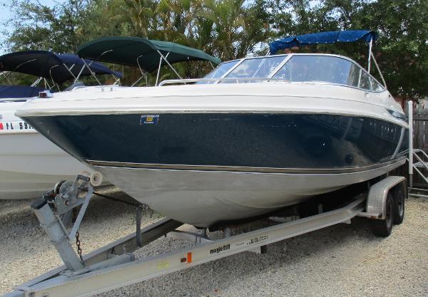 1997 Maxum 2300 SR