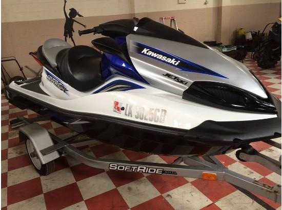 2013 Kawasaki stx15