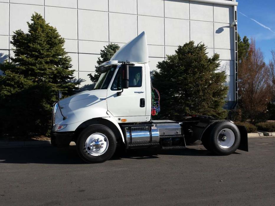 2010 International 8600 Conventional - Day Cab