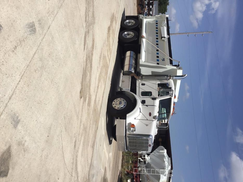 2007 Peterbilt 365  Dump Truck