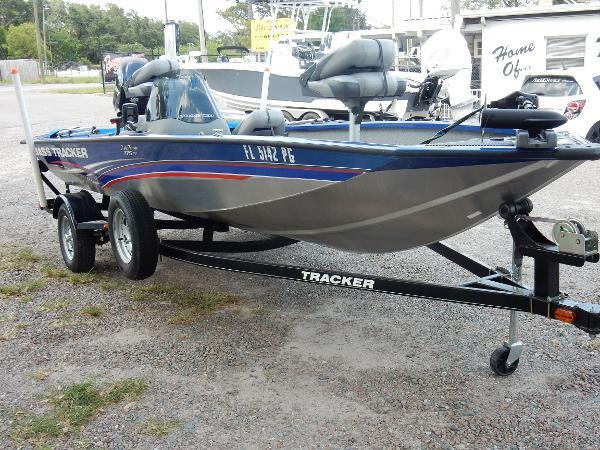 2012 Bass Tracker PRO TEAM 175 TF