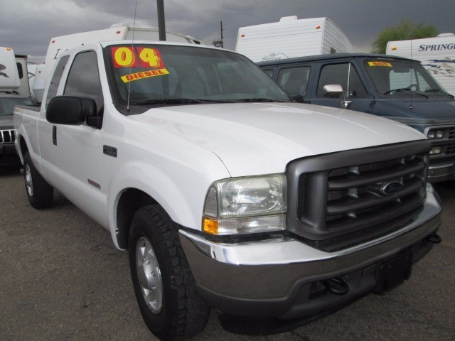 2004 Ford F-250 XL SUPER CAB