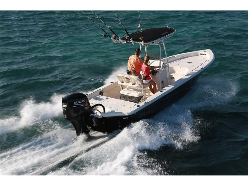 2016 Sea Chaser Sea Chaser 26 LX