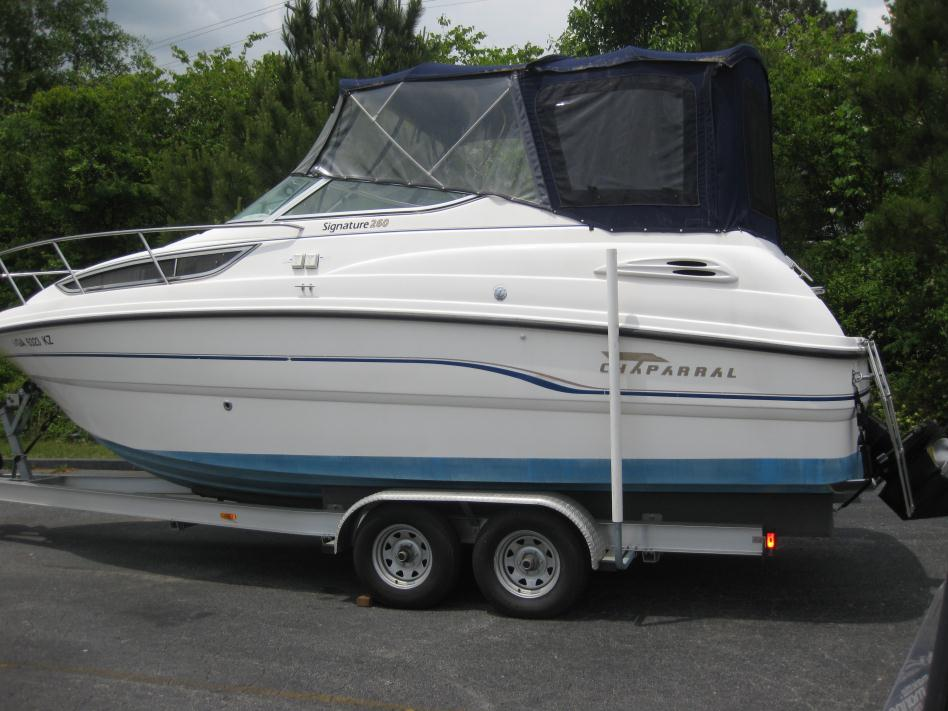 1998 Chaparral Signature 260