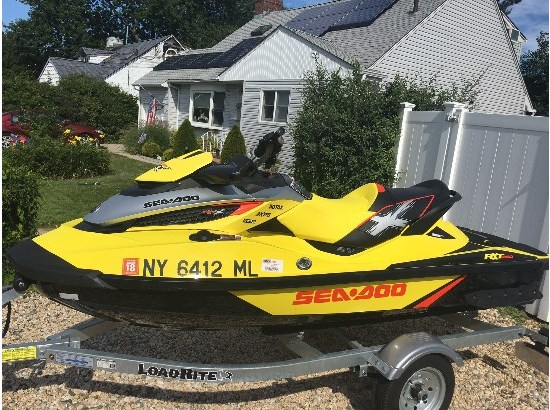 2015 Sea Doo RXT-X 260