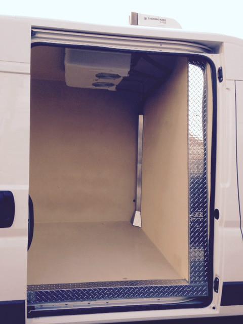 2016 Ram Promaster 2500 Food Truck