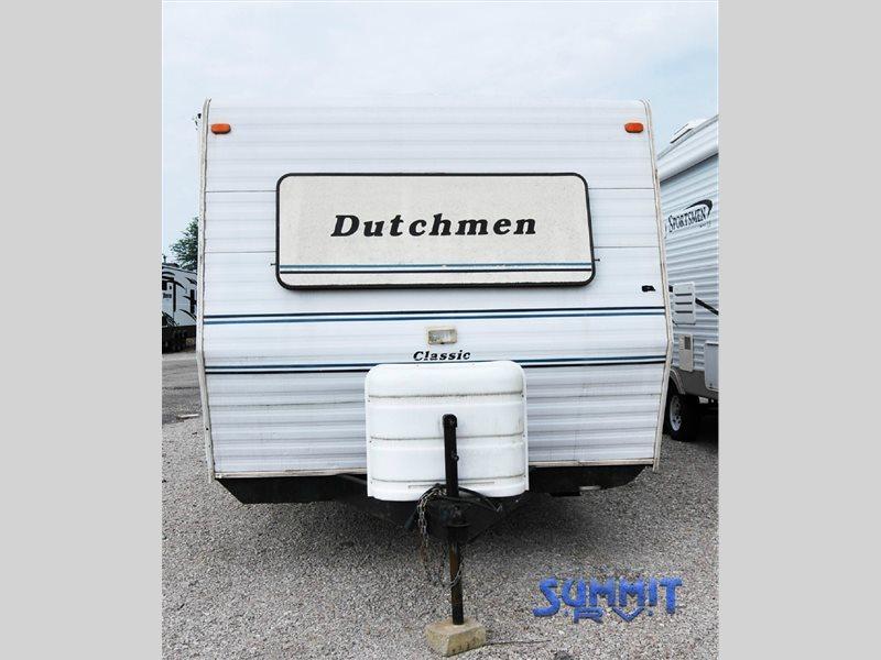 1996 Dutchmen Rv Classic 26fk