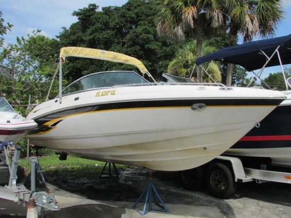 2000 Chaparral SSi 190 Bow Rider