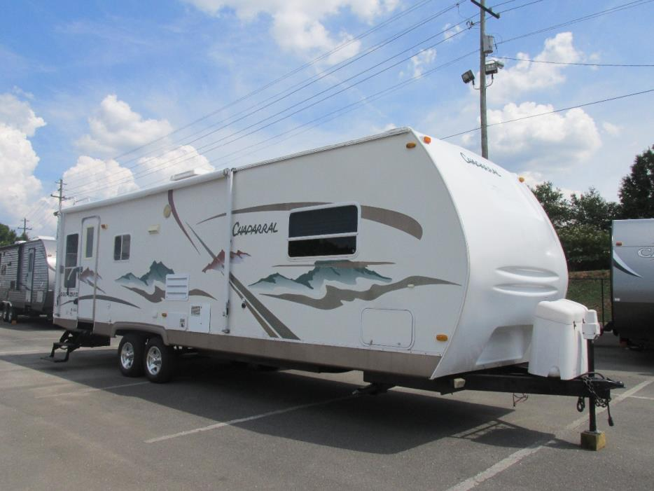 Coachmen Chaparral 275rls RVs for sale