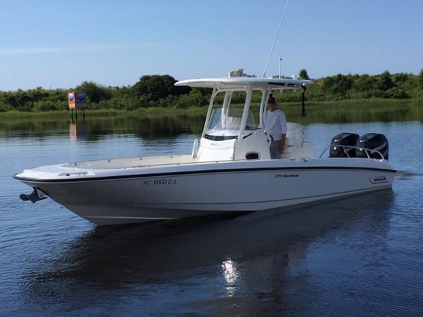 2014 Boston Whaler 27 DAUNTLESS