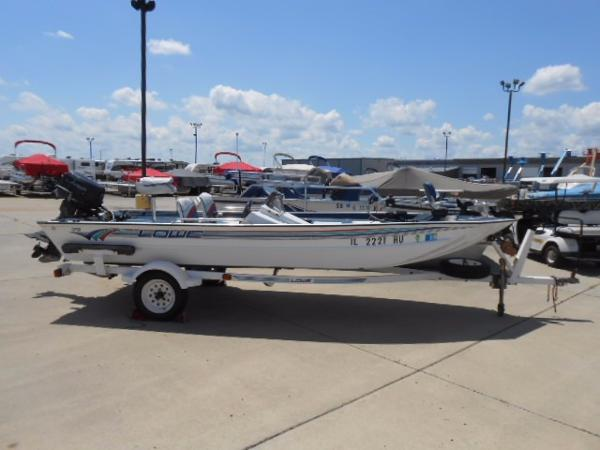 Lowe       170    Boats for sale