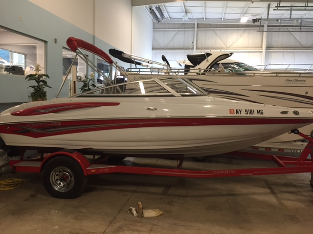 2008 Crownline 19SS