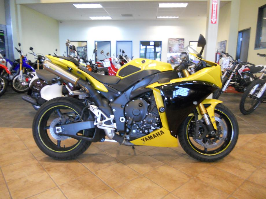 Yellow Yamaha Yzf For Sale San Diego